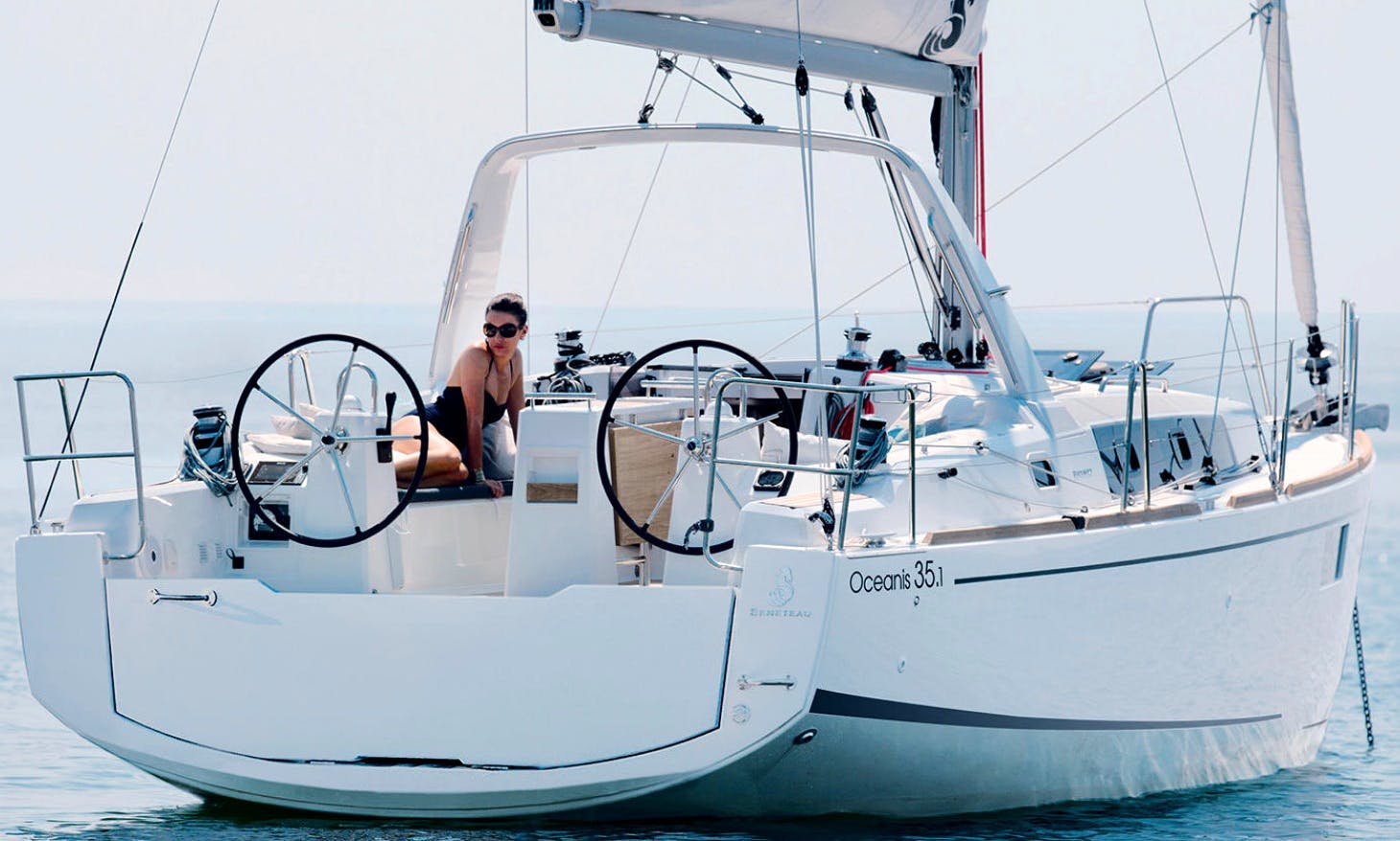 "Beneteau Oceanis 35.1 ""Nemo"" Brand New Rental in Barcelona"