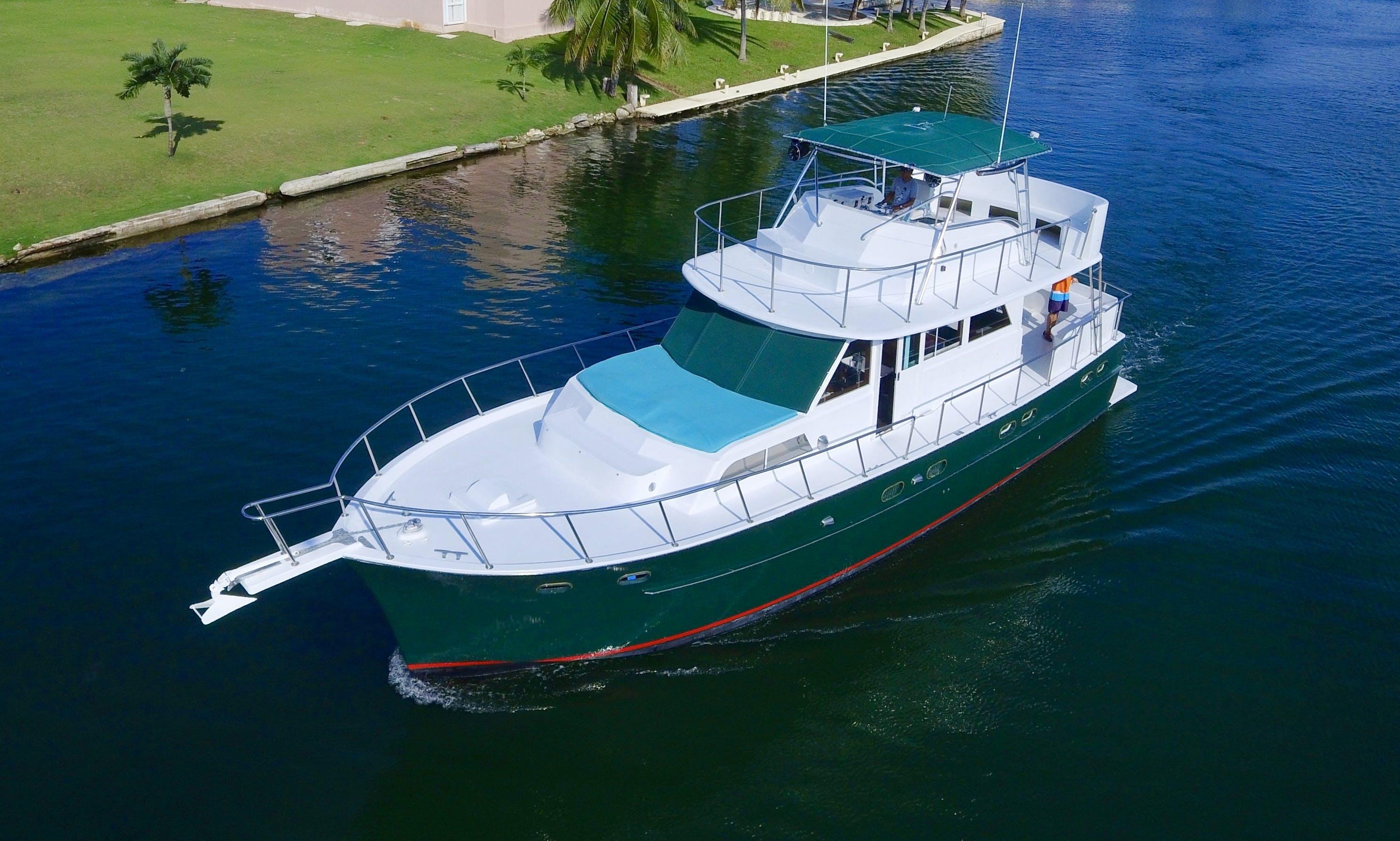 58' Hatteras Motor Yacht