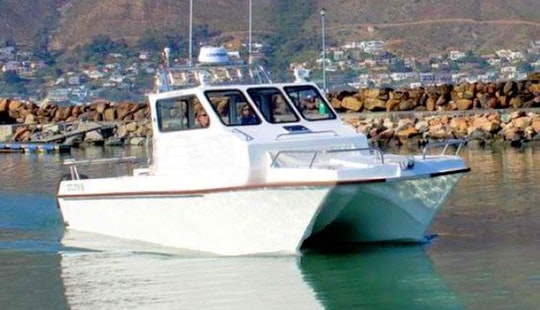 Cape Town Fishing Charter On 30ft
