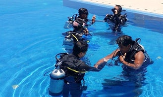 Try our Discover Scuba Diving Program in Batangas, Philippines