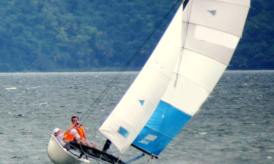 Hobie 21 Rental In Talisay