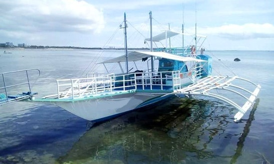 Charter D' Discoverer I Traditional Boat In Talisay City, Visayas