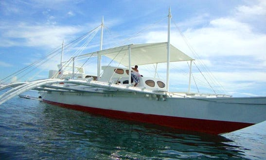 10 Passenger Diving Boat In Lapu-lapu City