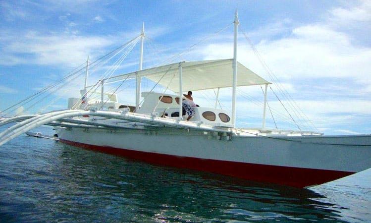 10 Passenger Diving Boat in Lapu-Lapu City