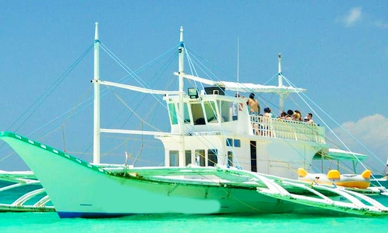 Diving Boat Tour In Malay