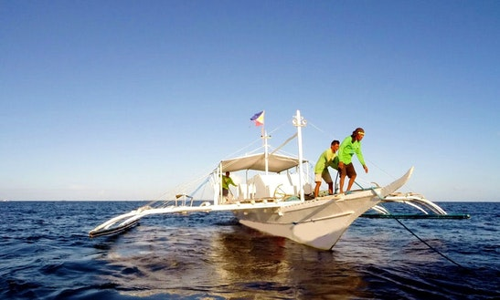 Diving Boat Tour In Philippines