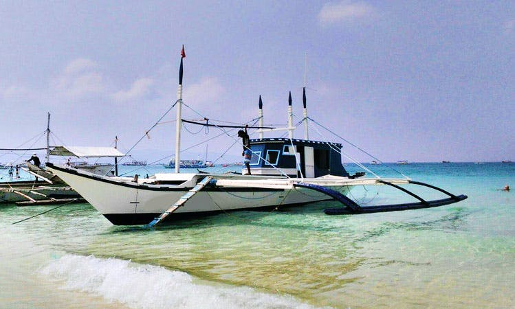 Eclipse Diving Boat Tour in Malay