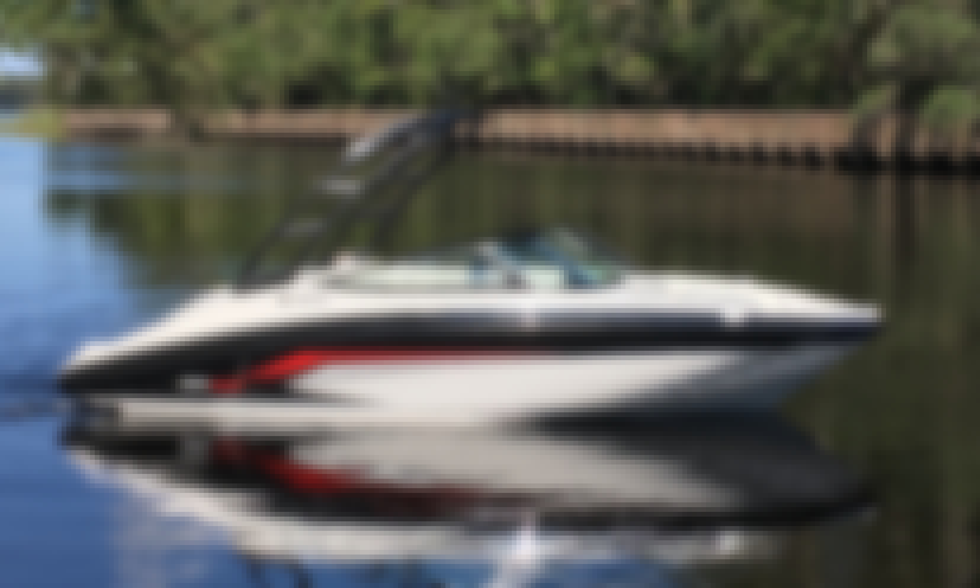 2018 Yamaha 19ft Jetboat! Tubing Now Available!