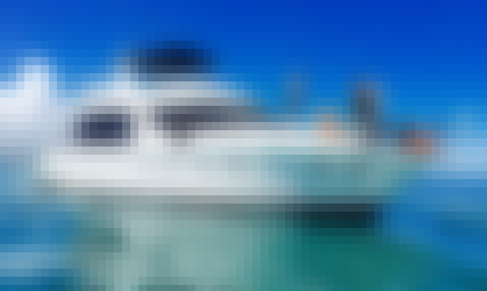 Charter 55' Carver Power Mega Yacht in Quintana Roo, Mexico