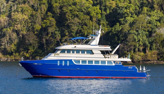 Captained Charter On 93'