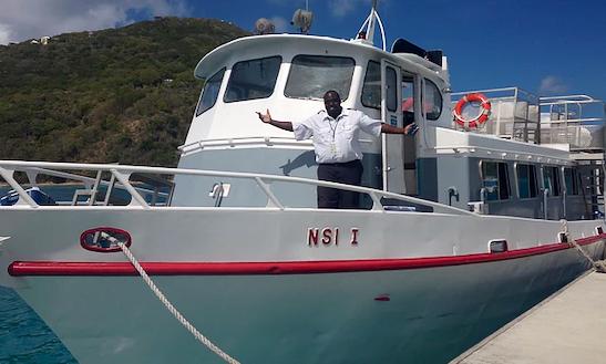 Charter A Passenger Boat In Cruz Bay, United States Virgin Islands