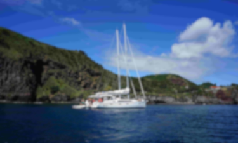 Charter a 41'Bavaria Cruiser in Ponta Delgada