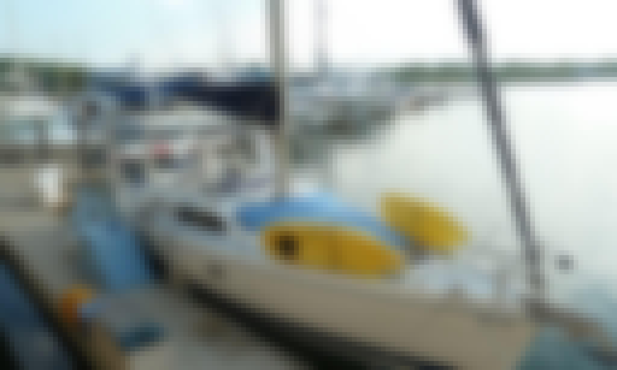 Charter 45' Indian Summer Cruising Monohull in La Cruz de Huanacaxtle, Mexico