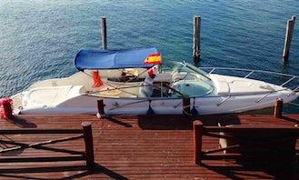 SESSA 32 Feet -Luxury Small Yatch with ITALIAN DESIGN In Cancun