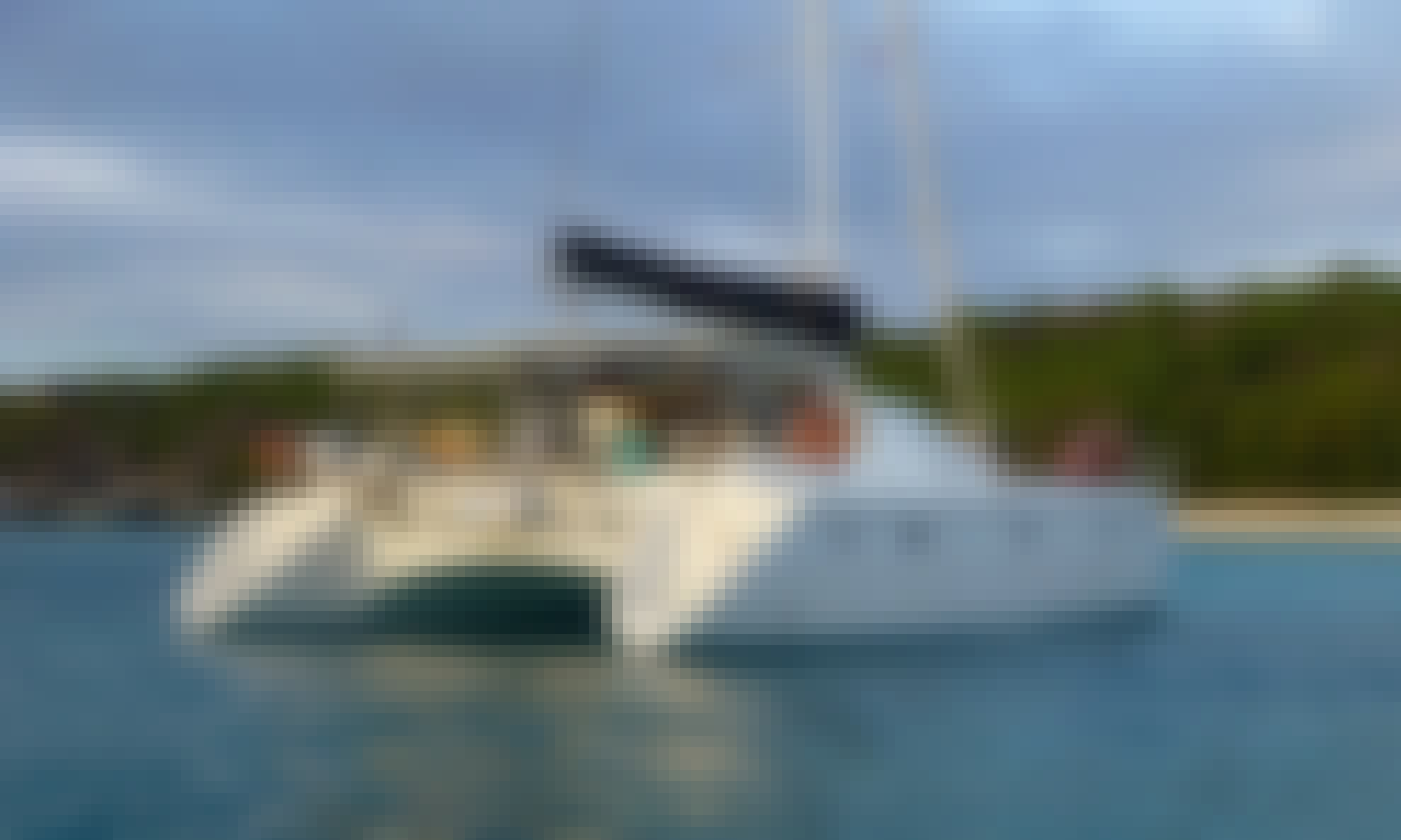 Charter a Cruising Catamaran in Saint Barthélemy