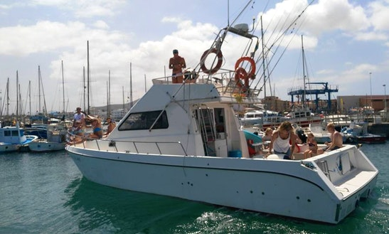 Fishing Charter On 36ft