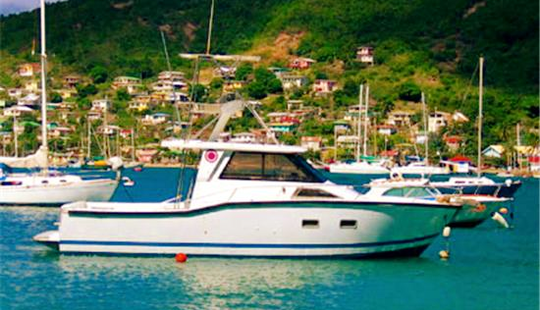 Charter A Cuddy Cabin In Saint Vincent And The Grenadines