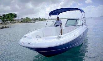 Power Coastal Cruises in Saint Peter, Barbados with Captain Dwayne