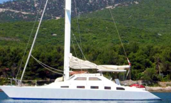 Superb Cruising Catamaran Trip For 25 Person In Santa Marta, Colombia