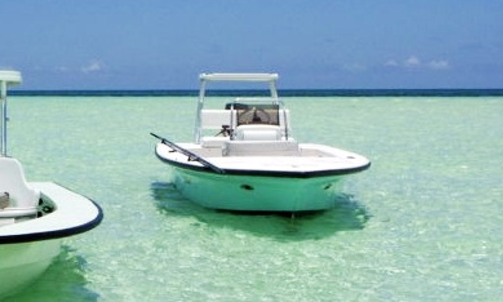 Enjoy fishing in freeport bahamas on center console for Freeport fishing boats