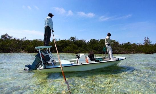 Enjoy Fishing In Freeport, Bahamas On Center Console
