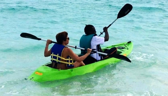 Rent A Kayak In Freeport, The Bahamas