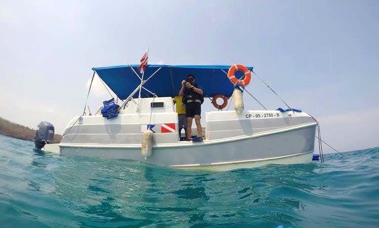 Diving Trips in Cartagena, Colombia