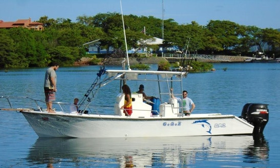 Fishing trips on the pacific coast costa rica getmyboat for Fishing guanacaste costa rica