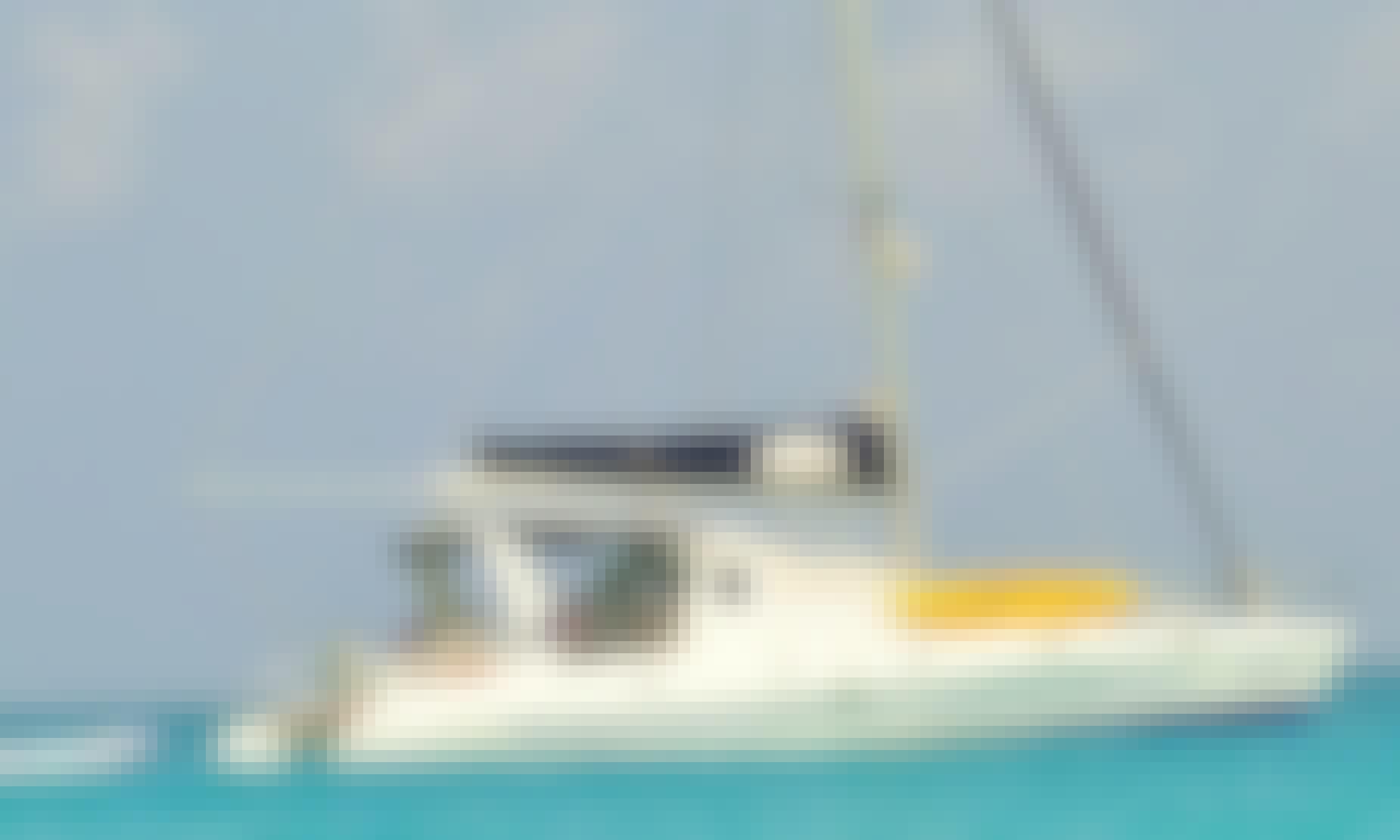 Cruising Catamaran rental Seychelles