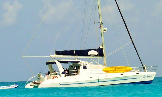 Cruising Catamaran Rental Seychelles