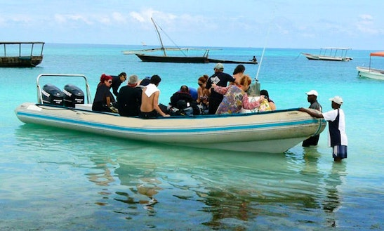Diving Tour & Lessons In Nungwi