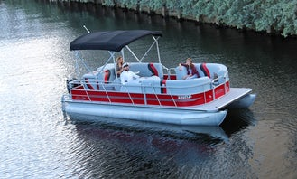 2021 Bentley Luxury Pontoon Party Boat in Hollywood
