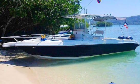 Center Console Boat Rental In Cartagena, Bolivar