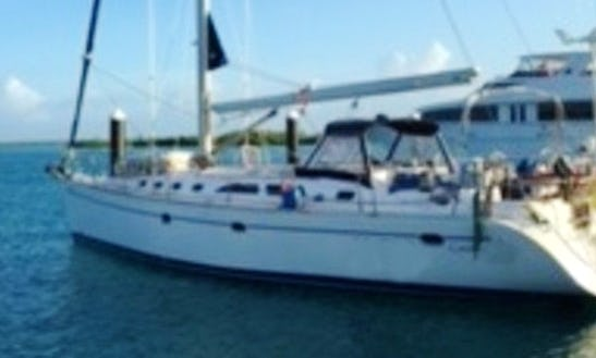 Charter 47 Feet Catalina Sailboat In Hollywood Florida