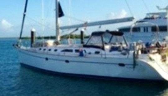 Charter 47 Feet Catalina Sailboat In Hollywood Florida