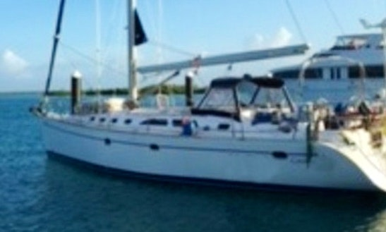 Charter 47 Feet Catalina Sailboat In Brooklyn Ny