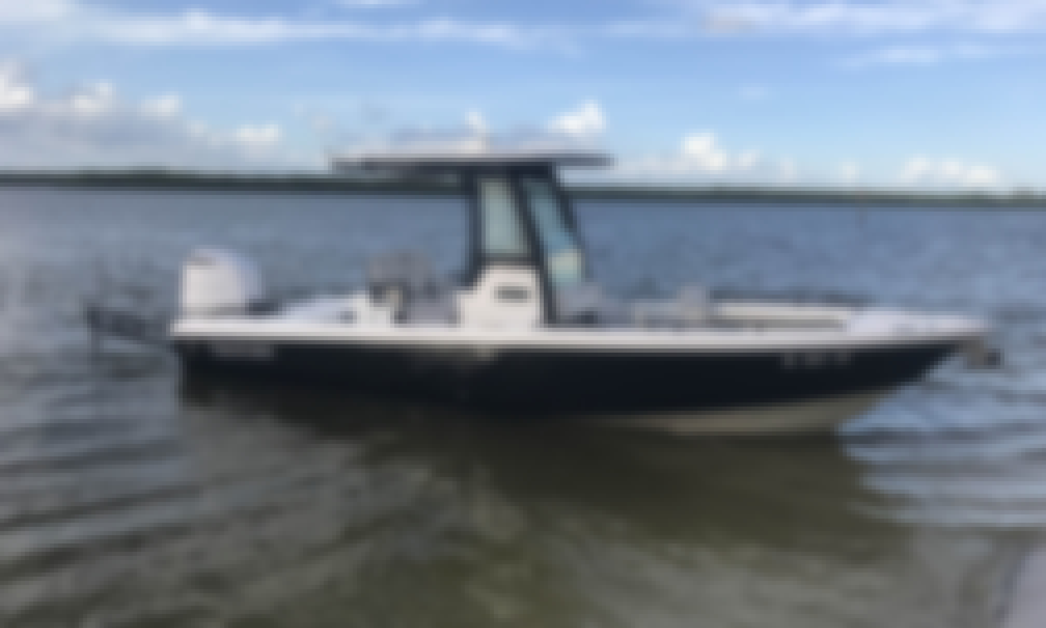 Center Console for Rent in Fort Myers (WITH CAPTAIN ONLY)