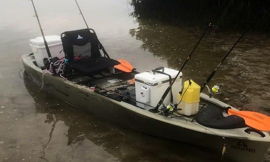 Fishing Kayak For Rent In Tampa