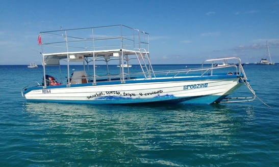 Charter A Bowrider In Holetown, Barbados
