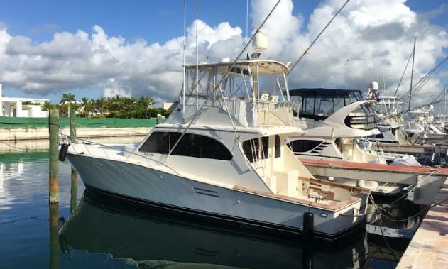 Experience Fishing in Bayahibe, to Saona island, in  Dominican Republic on board of Spot 46 Fisherman