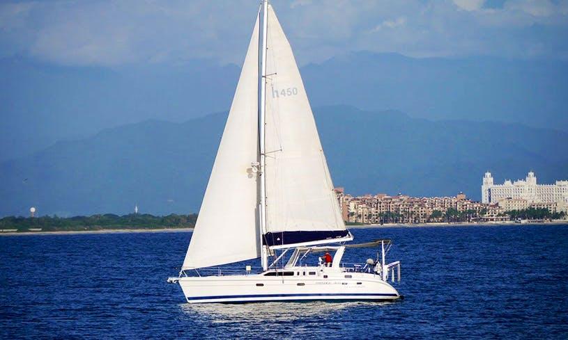 Charter 40' Indian Summer Cruising Monohull in La Cruz de Huanacaxtle, Mexico