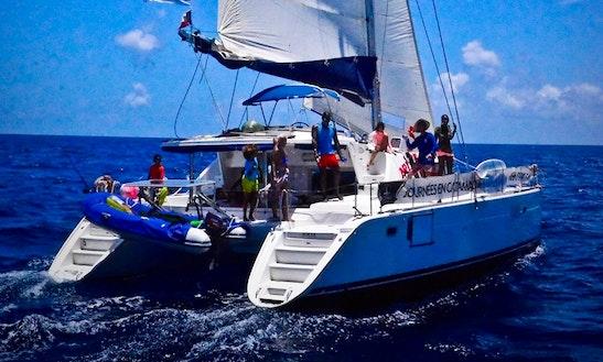 Charter A Cruising Catamaran In Les Anses-d'arlet Le Marin, Martinique