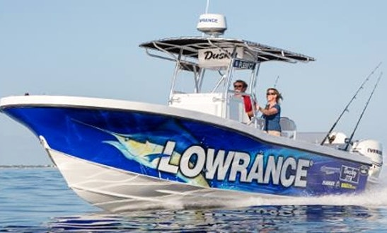 Enjoy Fishing In Gulfo Chiriqui And Hannibal Bank, Panama On Center Console