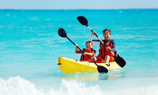 Enjoy Kayak Rentals In Caicos Islands,turks And Caicos Islands