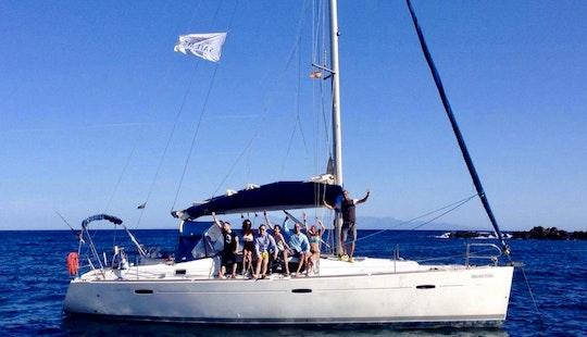 Charter Beneteau Oceanis 43