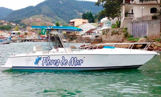 Charter A Center Console In Mangaratiba, Brazil