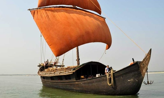 Charter B-613 Canal Boat In Dhaka, Bangladesh