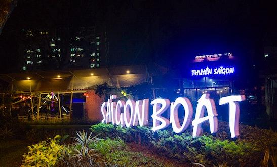Turtle Boat Cruising In Hồ Chí Minh