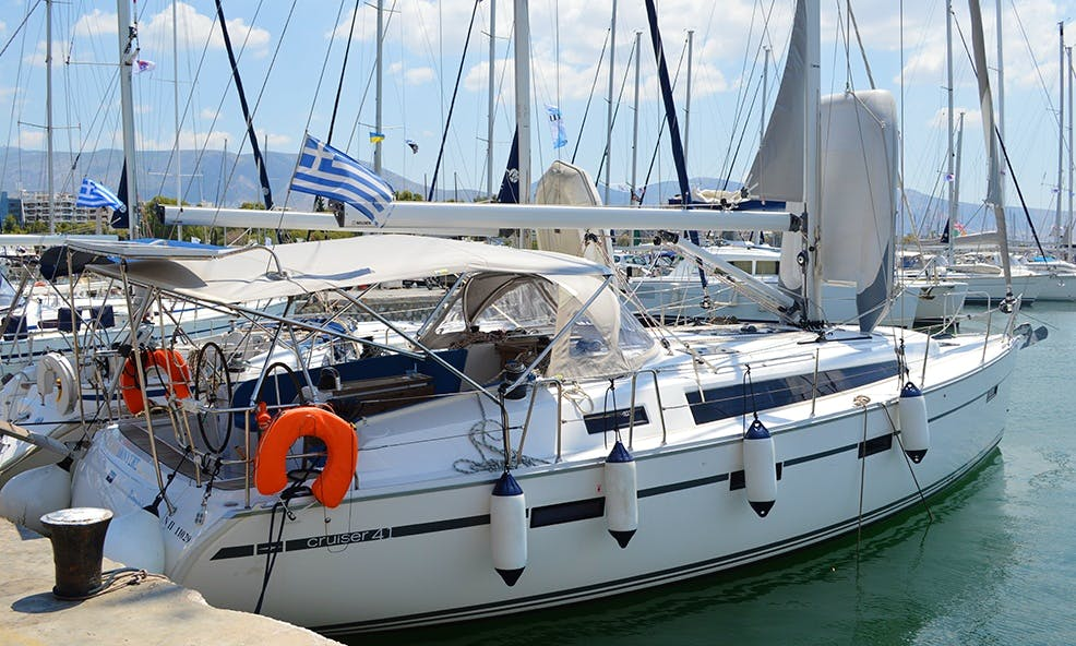 2014 Bavaria 41 Cruiser