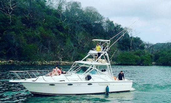 Enjoy Fishing In Panama City, Panama On La Matty Sports Fisherman